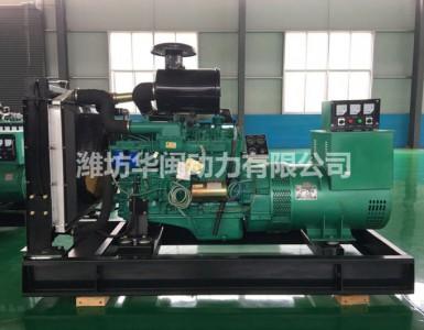 150KW潍坊系列发电机组