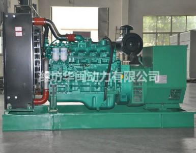 120kw玉柴柴油发电机组
