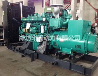900kw玉柴柴油发电机组