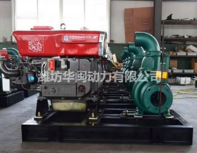 12kw单缸水泵机组