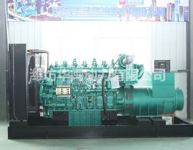 700kw玉柴柴油发电机组