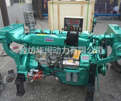XD6126AZLC船用型柴油机