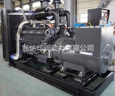 400kw上柴柴油发电机组