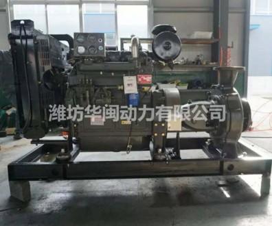 40kw柴油水泵机组 单级离心泵配套水泵机组