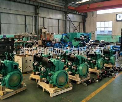 北内风冷柴油机水泵机组