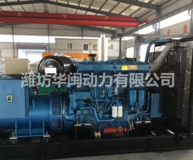 400kw潍柴柴油发电机