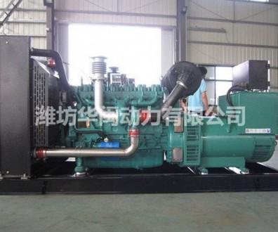 150kw潍柴柴油发电机组