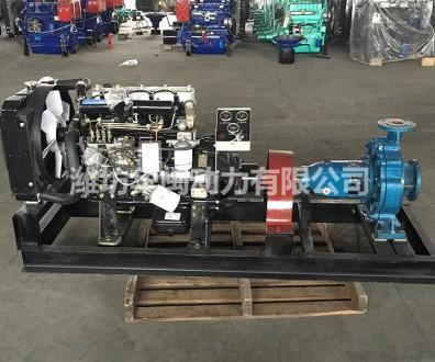 高速柴油机水泵机组 锡柴发动机 离心式清水泵