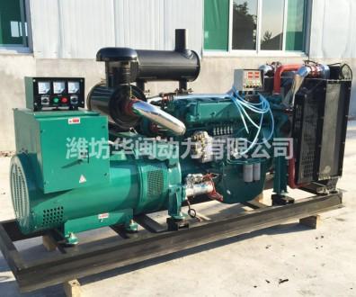 200KW潍坊系列发电机组
