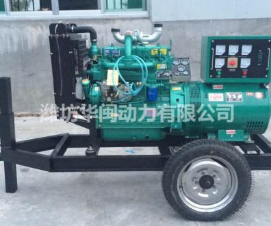 40KW潍坊系列发电机组