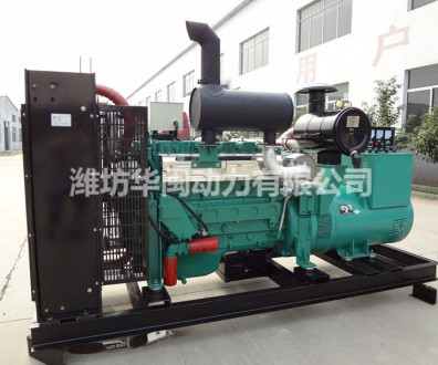300KW潍坊系列发电机组
