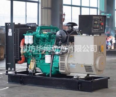 60kw玉柴柴油发电机组