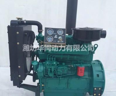 ZH4100D发电型柴油机