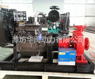 高扬程IS200-150-400柴油机离心泵