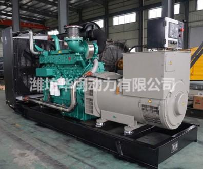广西玉柴500kw发电机组-YC6TD780L-D20