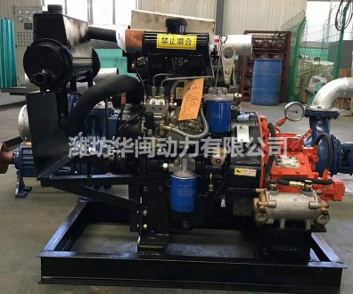 2110C船用型柴油机