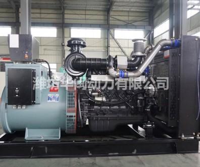 150kw上柴柴油发电机组