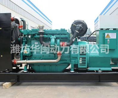 100kw潍柴柴油发电机组