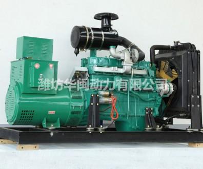120KW潍坊系列发电机组