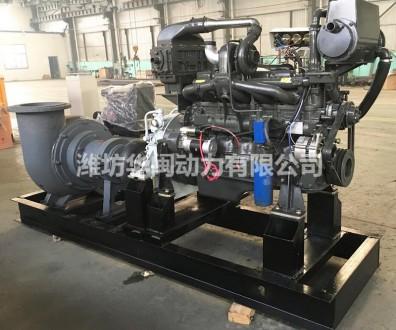 12寸柴油机抽沙泵机组 190KW沙泵机组