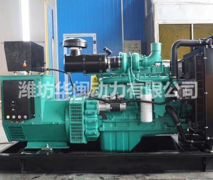 东风康明斯150kw机组-6CTAA8.3-G2