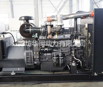 250kw上柴柴油发电机组